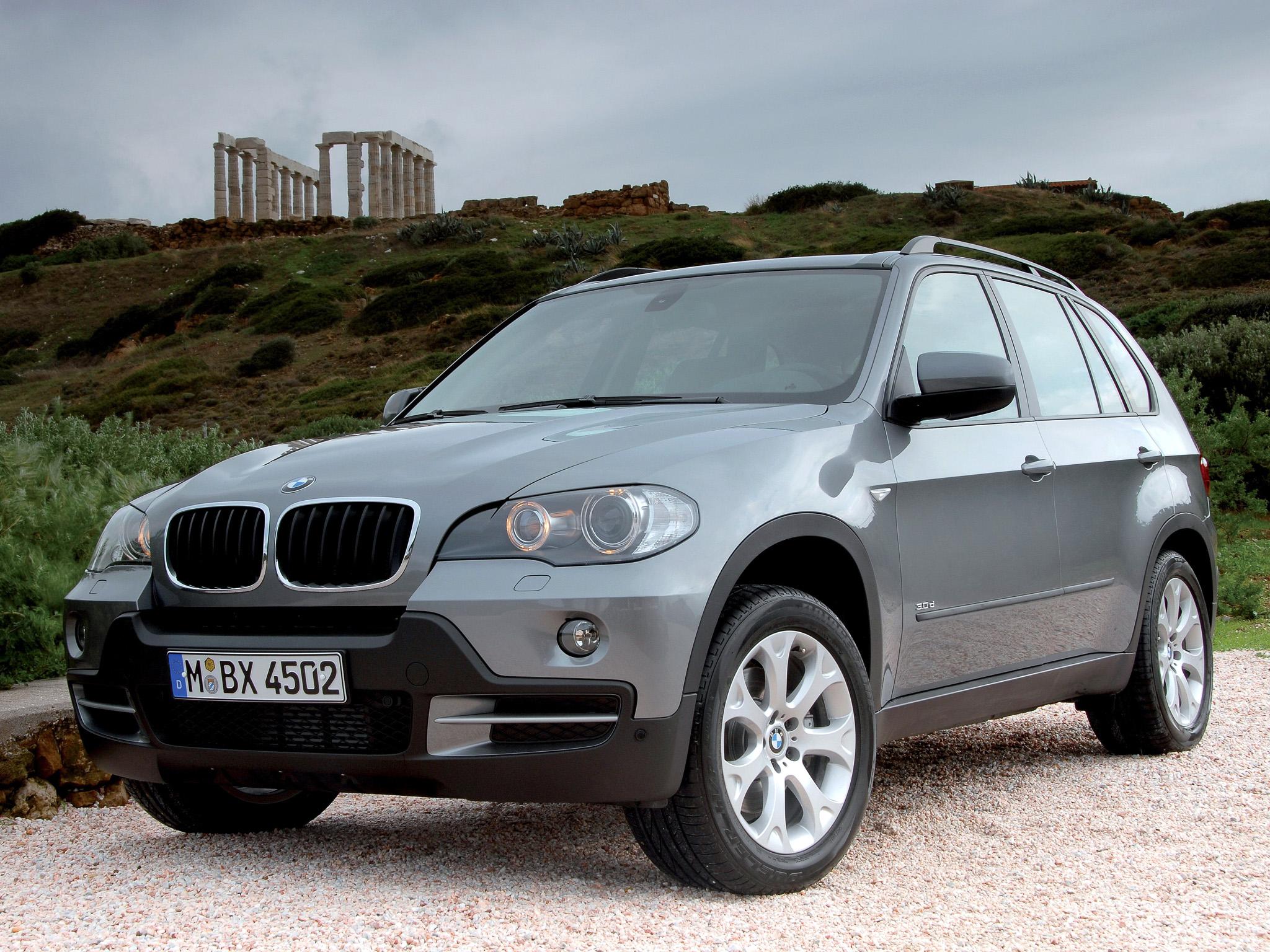 Matiz-club: BMW X5 и X6 встанут под спортивные знамена