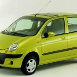 Daewoo Matiz – больше не самый доступный автомобиль в России