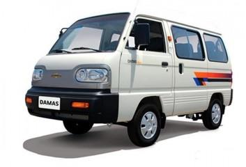 Начнется выпуск Daewoo Damas в Узбекистане