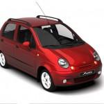 Новый Daewoo Matiz