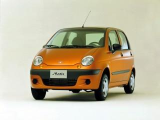 Уменьшение стоимости Daewoo Matiz