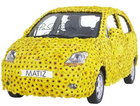 Авто-новости: Matiz цветет в Великобритании