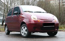 Авто-тест: Длительный тест Daewoo Matiz