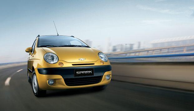 Авто-новости: Chevrolet Spark — Еще один дешевый авто.