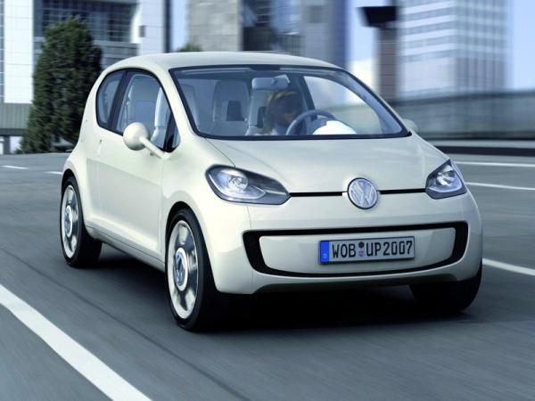 Авто-новости: Volkswagen начинает выпускать малолитражку Up!