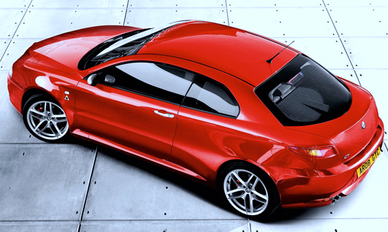 """Авто-новости: Alfa Romeo преподнесла британцам """"счастливый четырехлистник"""""""