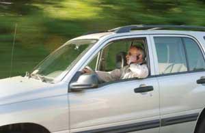 Полезное: Десять роковых ошибок за рулем