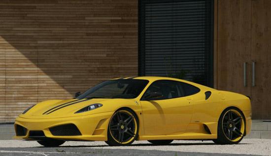 Matiz-club: Ferrari F430 от Novitec
