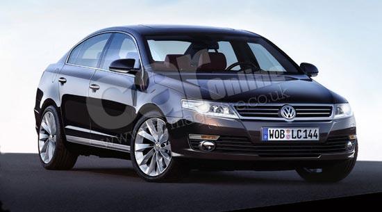 Авто-новости: Volkswagen Passat дважды поменяет облик