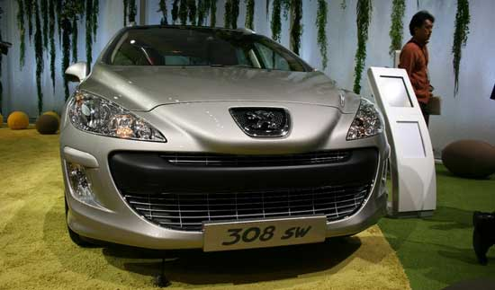 Авто-новости: Победа Peugeot 308 SW