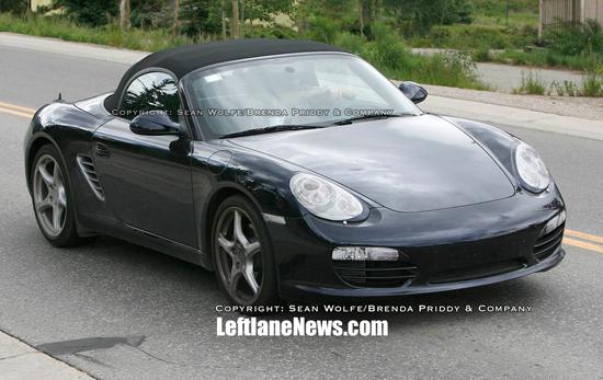 Авто-новости: Porsche Boxster S: вопросов больше, чем ответов
