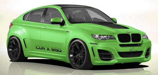 Авто-новости: BMW CLR X 650: нерукотворный кроссовер