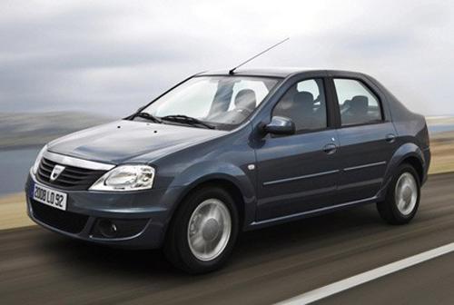 Авто-новости: Новый Dacia Logan прикидывается Sandero