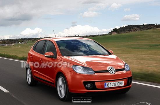 Авто-новости: Volkswagen Polo: рождение пятого поколения