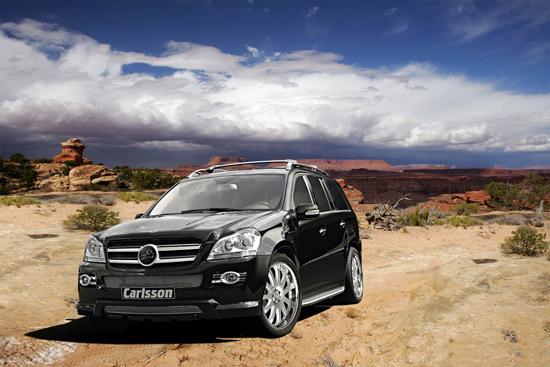 Авто-новости: Mercedes от Carlsson