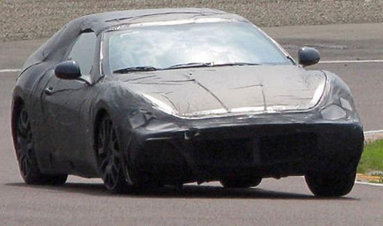 Авто-новости: Maserati GT-C: незапланированная фотосессия