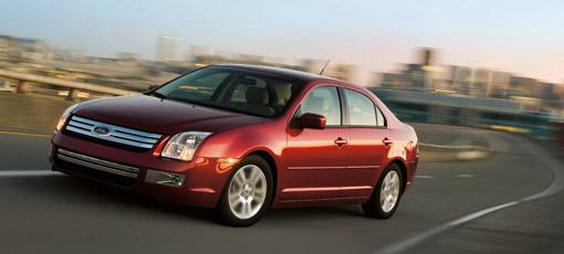 Авто-новости: Ford Fusion 2010 не дадут остаться банальным седаном