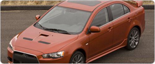 Авто-новости: Mitsubishi Lancer Ralliart: скорость - выше, цена - ниже