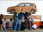 Авто-новости: Новый Chevy Aveo стал доступен лондонцам еще до премьеры