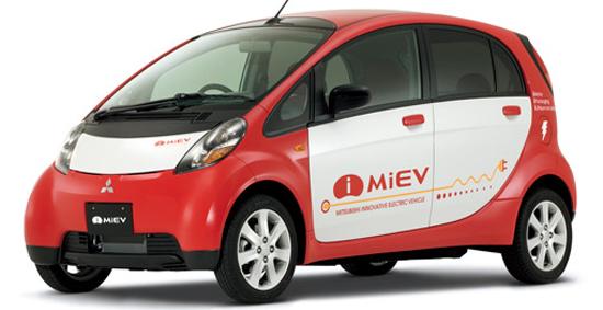 Matiz-club: Первый электрокар от Mitsubishi не заставит себя ждать