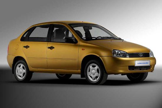 """Авто-новости: Lada Kalina идет """"ноздря в ноздрю"""" с Ford Focus"""