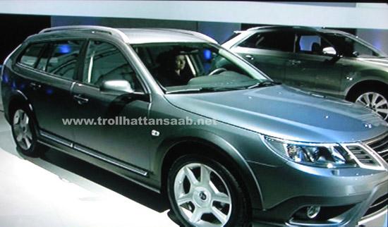 Авто-новости: Saab 9-3x: сроки дебюта обозначены