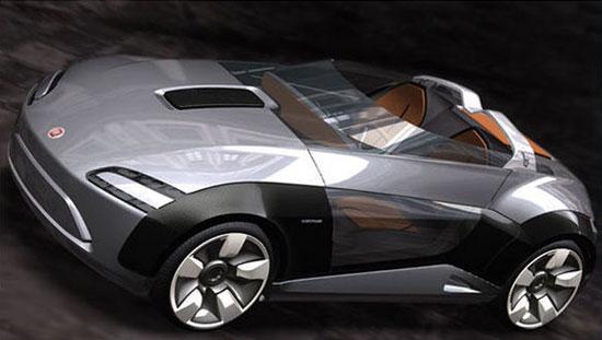 Авто-новости: Bertone вгонит автомобиль в краску