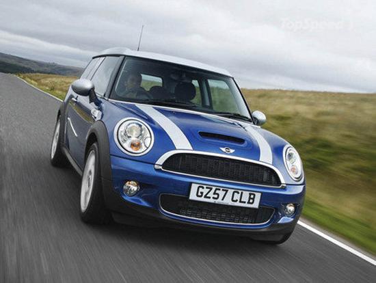 Авто-новости: Mini подрастет к 2015 году
