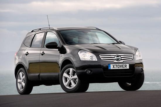 Авто-новости: Nissan Qashqai+2: официальное знакомство
