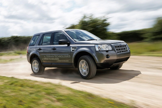"""Авто-новости: """"Зелёное"""" будущее Land Rover"""