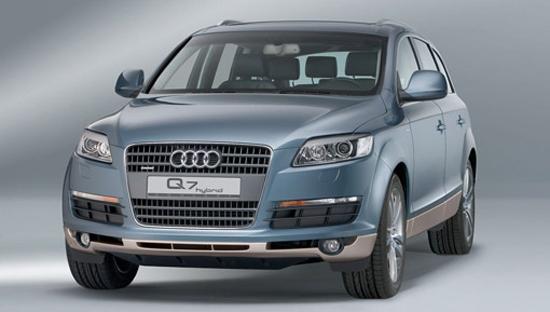 "Авто-новости: ""Гибрид"" Audi Q7 почил в бозе"