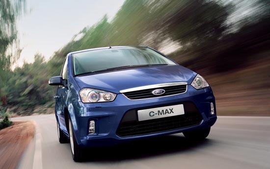 Авто-новости: Ford C-MAX: что нового?