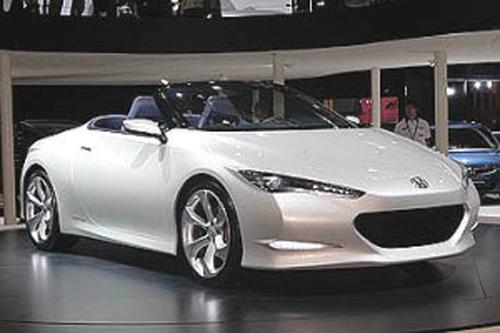"""Matiz-club: British Motor Show: Honda OSM - """"живая"""" и неповторимая"""