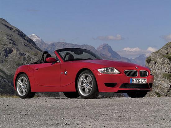 Авто-новости: BMW Z4 покидает конвейер