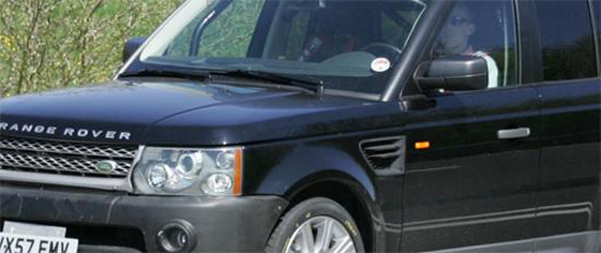 """Авто-новости: Range Rover Sport вновь на """"Северной петле"""""""
