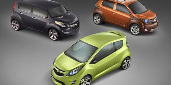 Авто-новости: Chevrolet Aveo: смена идет!