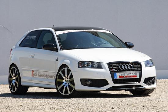 """Авто-новости: MTM довело """"до ума"""" двигатель Audi S3"""
