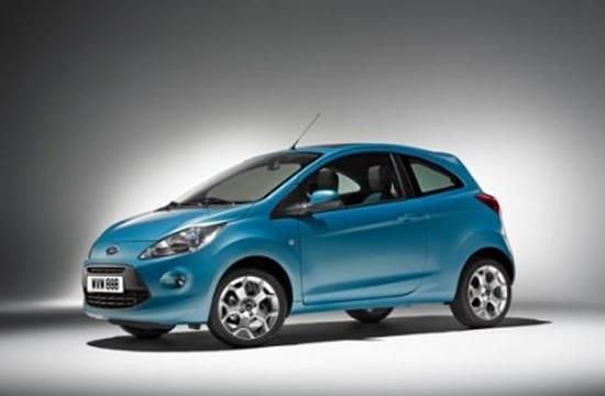 Авто-новости: Новые фотографии Ford Ka