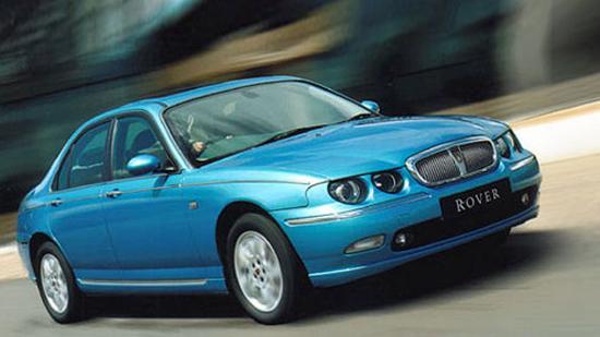 Авто-новости: В Великобритании возобновляется сборка MG Rover