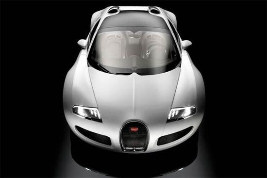 """Matiz-club: """"Безбашенный"""" Veyron Grand Sport: официальный портрет экстерьера"""