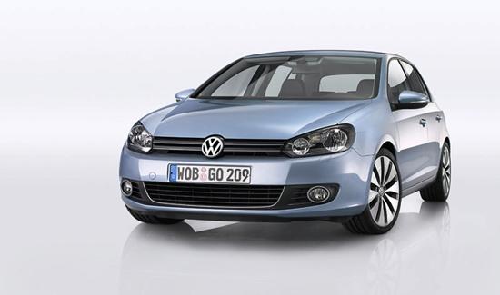 Авто-новости: Volkswagen Golf VI: первые изображения, опередившие пресс-релиз