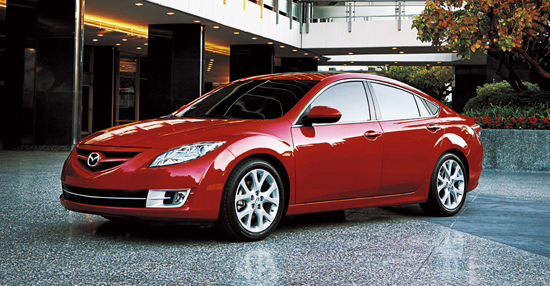 Matiz-club: Mazda6 осталась без гибридного двигателя
