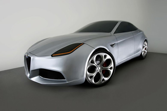 Matiz-club: Новый флагман Alfa Romeo построят студенты