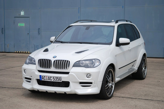 Авто-новости: BMW X5 Falcon: птица высокого полета