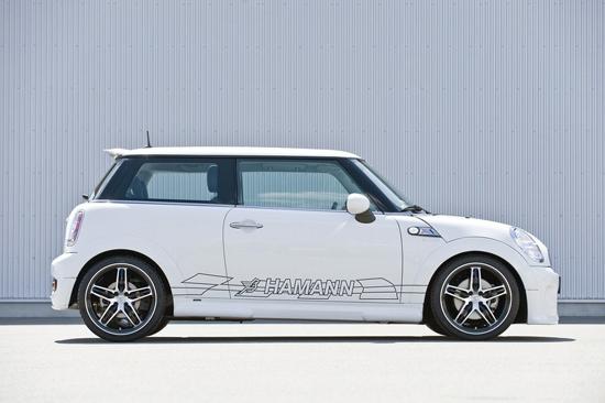 Авто-новости: Hamann показал Mini, как надо ускоряться