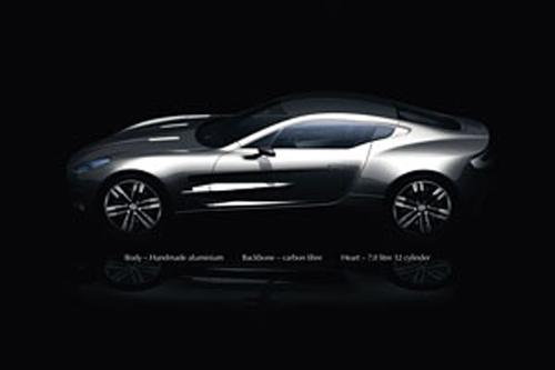 Matiz-club: Aston Martin One-77 станет самым дорогим серийным суперкаром планеты