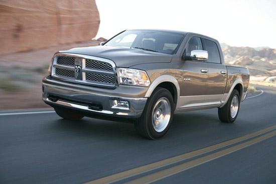 Авто-новости: Dodge Ram предлагает раскошелиться