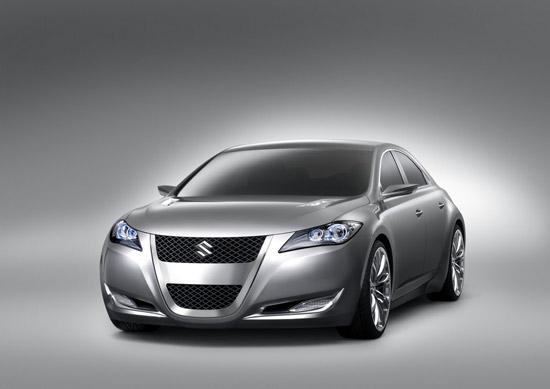 Авто-новости: Suzuki готовит ипытания для Toyota Camry и Honda Accord