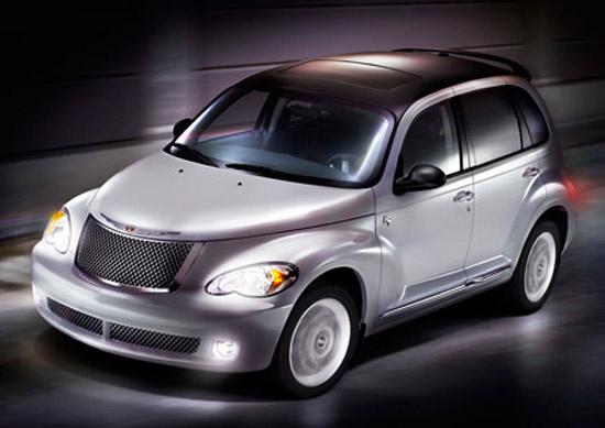 "Matiz-club: На американской ""Автоэкзотике"" покажут PT Dream Cruiser Series 5 от Chrysler"