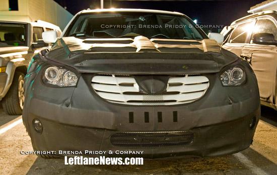 Авто-новости: Hyundai готовит новый кроссовер Portico